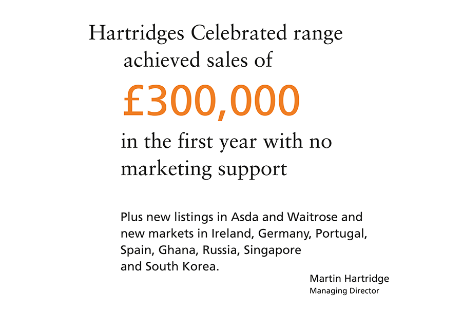 Hartridges quote on white 2016-01