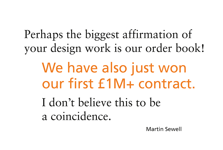 martin sewell quote